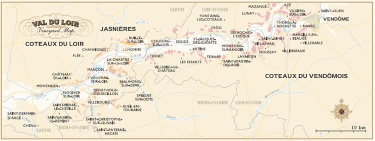 loire valley wine region pdf